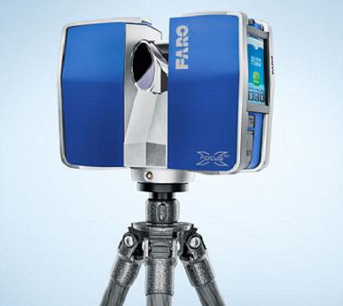 3Dレーザースキャナー FARO Focus3D