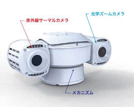 サーマルカメラの特徴