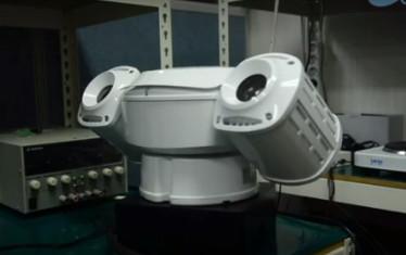 赤外線のサーマルカメラで不審者の侵入を防止する